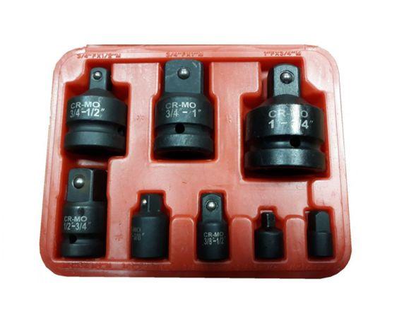 Комплект адаптери - преходници за гидоре 8 части