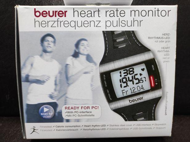 Ceas digital Beurer PM 62 pentru monitorizarea pulsului - Nou Sigilat