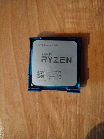 Продам процессор ryzen 5 1400