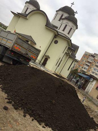 3.5/40 tone balast nisip sorturi olt/mranita pamant negru gazon padure