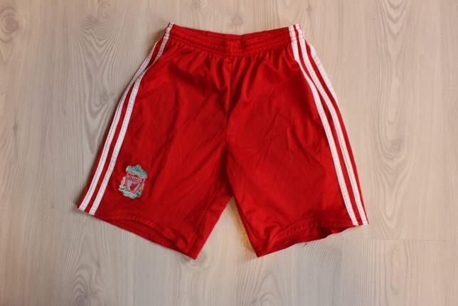 Pantaloni fotbal de colectie LIVERPOOL, ADIDAS, marime 152,copii 12ani