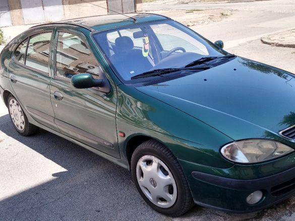 Renault Megane 1,9DTI/98к.с