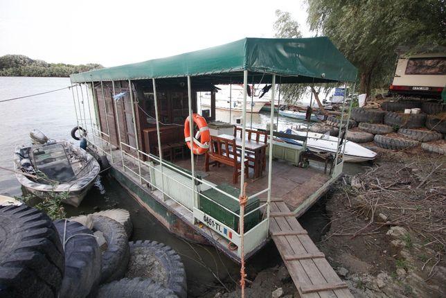 Excursii în Delta Dunării - 6 locuri -ambarcațiune de tip catamaran