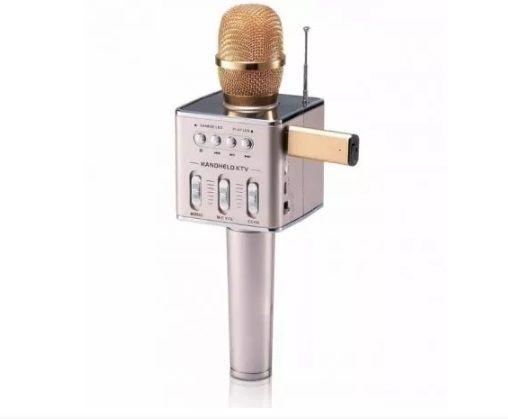 Безжичен караоке микрофон Преносим Bluetooth KTV