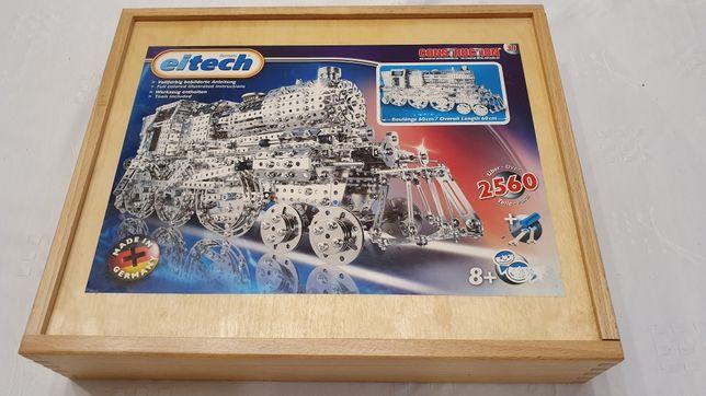 Eitech (nu lego) locomotiva set constructie