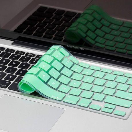 Силиконов протектор за клавиатура на Apple Macbook