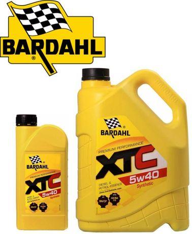 Двигателно масло BARDAHL XTC 5W40