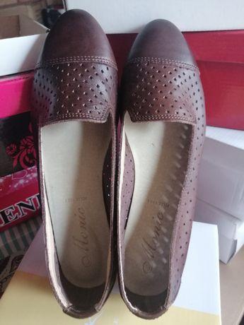 Обувки 37 естествена кожа