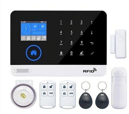 GSM, WiFi интелигентна алармена система за жилище, офис, вила скад и д