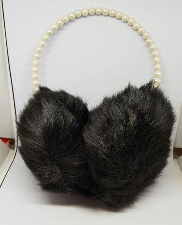 Casti blanita protectie urechi perioada rece