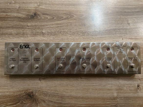 ENGL Z5 Custom footswitch
