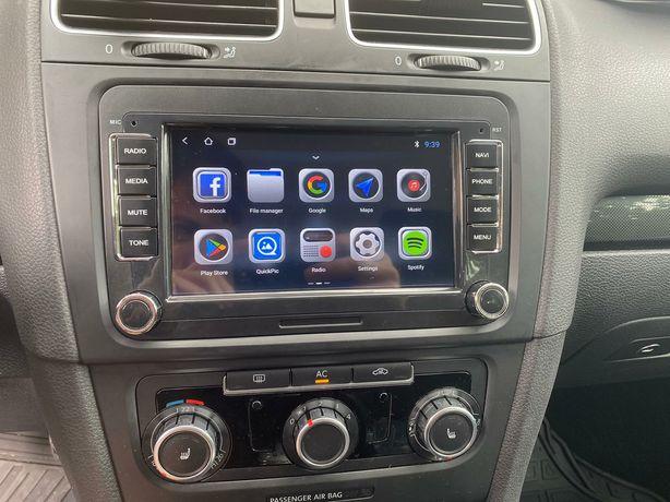 Navigatie 7 inch VW SKODA SEAT Android