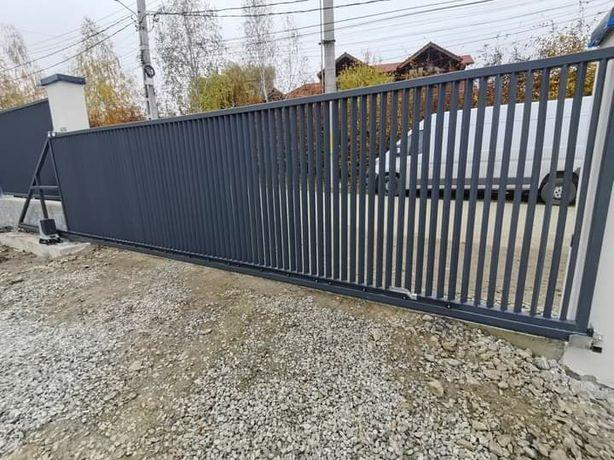 Confectii metalice(porti,balustrade,panouri de gard)