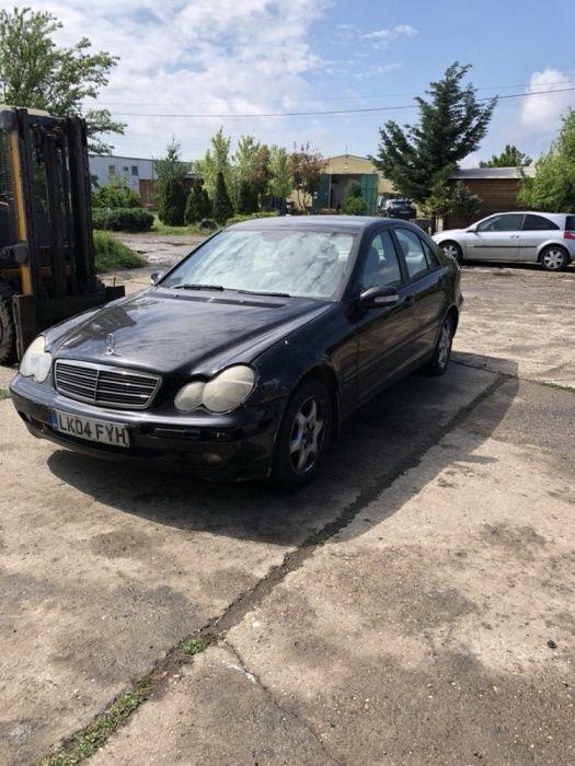 Dezmembrez Mercedes c-class\2.2cdi\2003\automat Timisoara - imagine 1