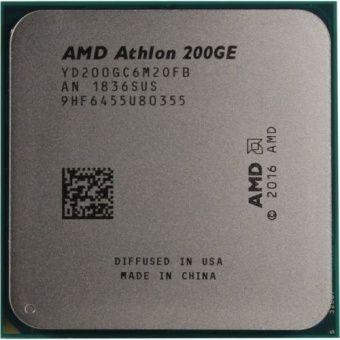 Продам процессор AMD Athlon 200GE