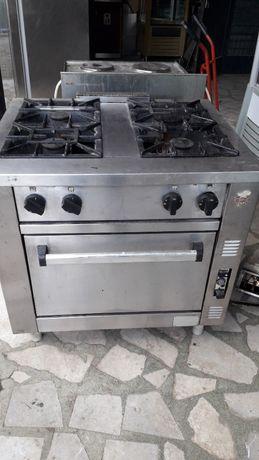 Професионална газова печка OLIS