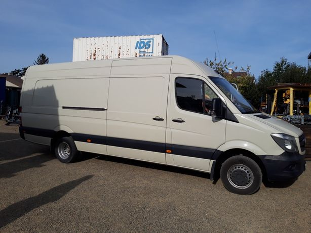 Mercedes sprinter xxl 516 an 2014