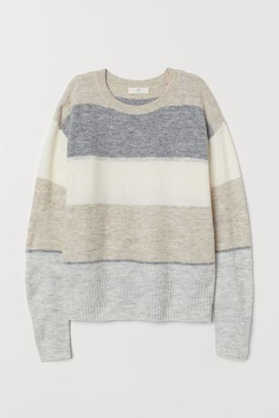 Pulover tricot H&M
