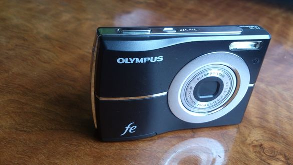 Фотоапарат Olympus Fe W37A 10MP +1GB