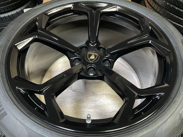 Jante Originale Lamborghini Urus , pe 22 cu anvelope IARNA !!