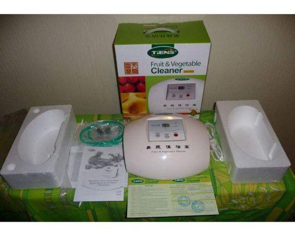Озонатор - прибор для очистки фруктов и овощей