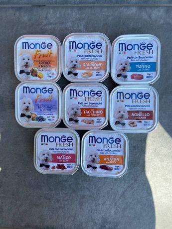 Влажный корм для собак Монже Monge