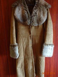Palton blană fete