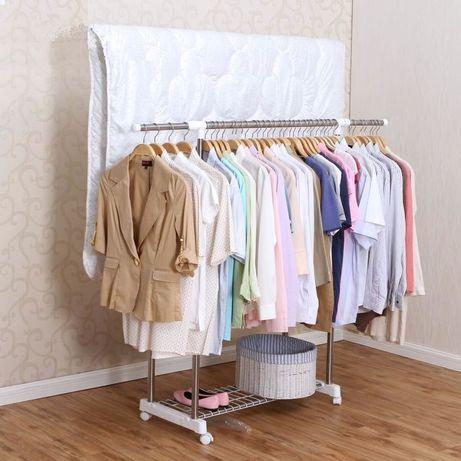 Вешалка напольная для одежды гардеробная YOULITE YLT-0329 в Алматы