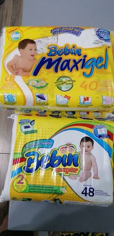 Pampers 10 +1 gratis