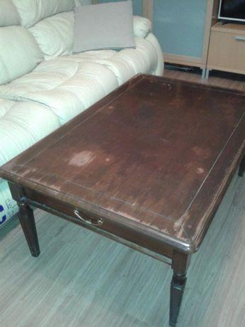 Италианска дървена маса