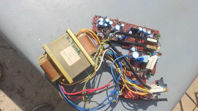 Transformator pentru diverse proiecte audio (fisher RS 270)