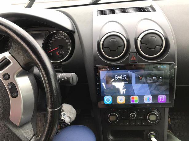Автомагнитола Android Nissan Qashqai Juke X-trail