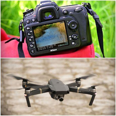 Фото-видео съемка, монтаж-обработка фотографий
