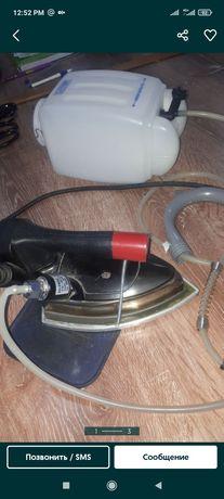 Утюг для влажной тепловой обработки