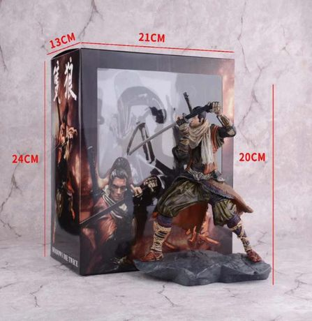 Figurine Wolf Sekiro Shadows Die Twice 19 cm