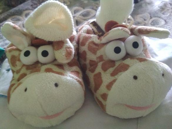 Топлинки жираф нови