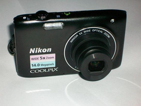 Фотоапарат Nikon s3100 / Panasonic dmc-xs1.