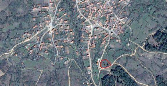Продавам парцел УПИ 2960 м2 в село Елхово (общ. Николаево)