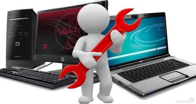 Reparații laptop-uri/calculatoare/ Telefoane/Tablete