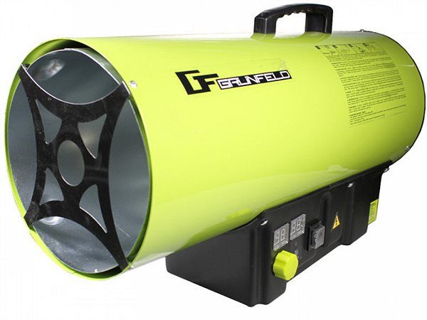 GRUNFELD GFAH 50-Tun de Caldura pe GAZ-50 KW