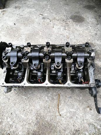 Оборудвана глава в комплект с 4Дюзи за Голф 5. BLS 105 hp 2007 година