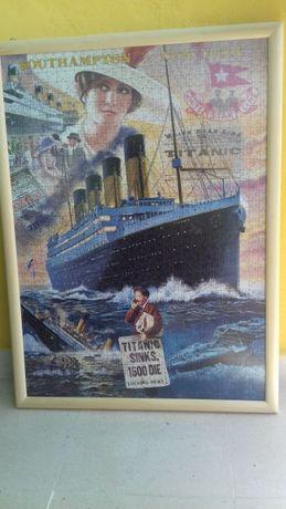 Картина- пъзел Титаник
