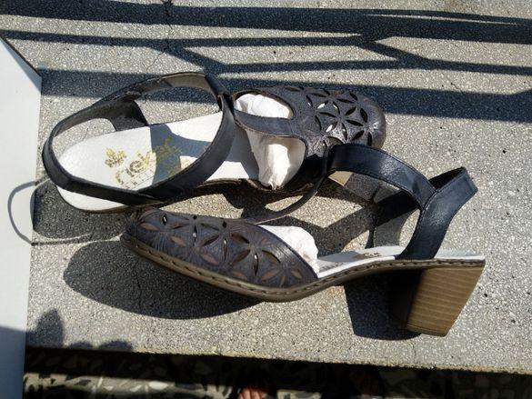 Дамски немски сандали Рикер