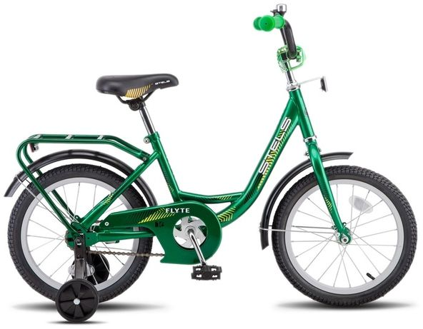 Новые велосипеды stels flyte 16 диаметр колес