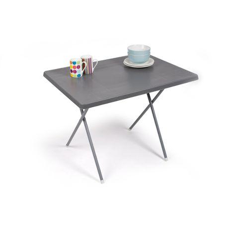 Маса Kampa Duplex Plastic Table - сива
