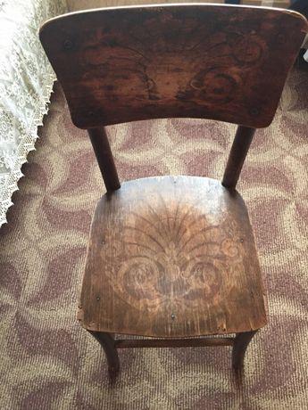 Стар ретро стол