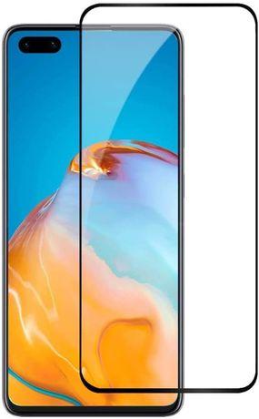Закален удароустойчив 21D стъклен протектор за Huawei P40