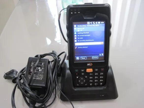 Мобилен терминал с баркод скенер M3 Mobile Orange OX10 - 1G Rugged