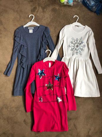 Детски роклички на Зара и Н&М