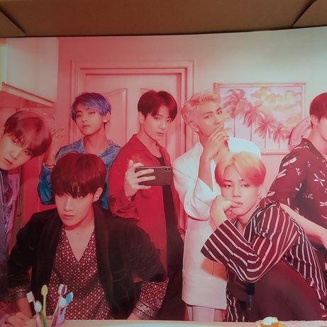Плакаты BTS по 200 тг